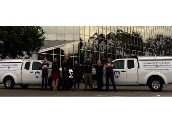 Long Beach security system AA Security Systems LLC