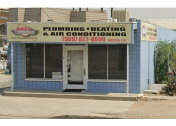 Fontana plumber AAVCO Plumbing, Heating & Air Conditioning