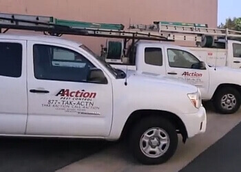 Simi Valley pest control company AAction Pest Control Inc