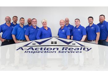 Arlington home inspection A-Action Realty Inspection Services