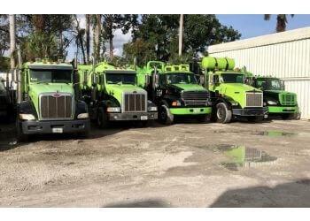 Hollywood septic tank service  A-Alligator, Inc