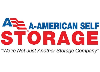 Lancaster storage unit A-American Self Storage