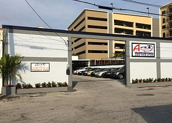 Miami auto body shop A Auto Tech