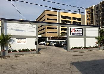 Miami auto body shop A Auto Tech