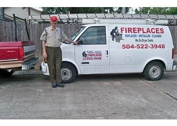 New Orleans chimney sweep ABC Chimney Service
