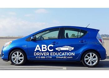 Baltimore driving school ABC Driver Education