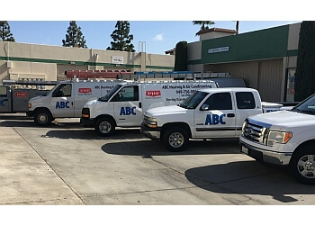 Costa Mesa hvac service ABC Heating and Air Conditioning