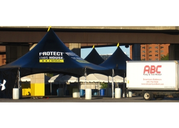 Baltimore rental company ABC Party & Tent Rental