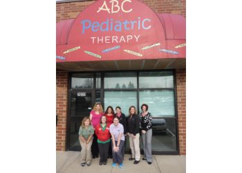 Cincinnati occupational therapist ABC Pediatric Therapy