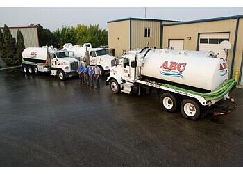 Boise City septic tank service ABC Pumping Service