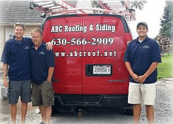 Aurora roofing contractor ABC Roofing & Siding, Inc.