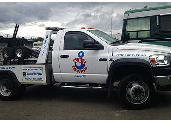 Seattle towing company ABC Towing