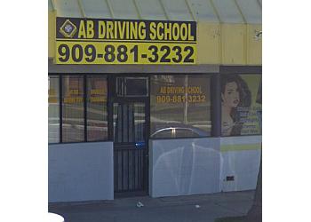 San Bernardino driving school AB Driving School