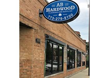 Chicago flooring store A&B Hardwood Flooring Supplies