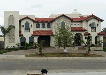 Laredo home builder A B Homes