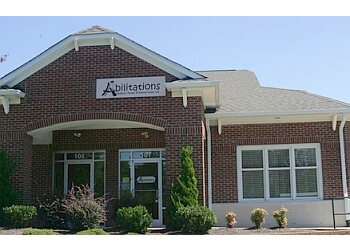 Raleigh occupational therapist Abilitations Children's Therapy & Wellness Center