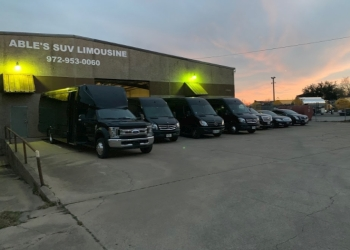 Grand Prairie limo service ABLE SUV LIMOUSINE SERVICES