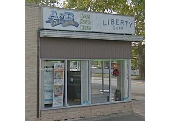 Allentown locksmith A & B Lock & Safe Co.