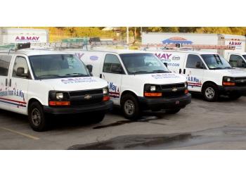 Kansas City hvac service A.B.May Company