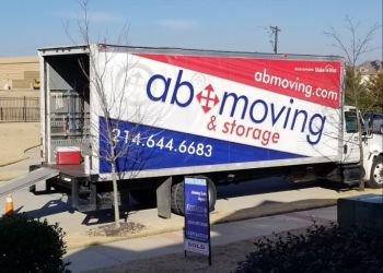Plano moving company AB Moving & Storage