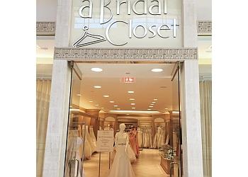 Plano bridal shop A BRIDAL CLOSET