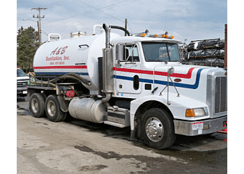 Columbus septic tank service A & B SANITATION, INC.