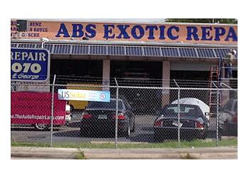 Fort Lauderdale car repair shop ABS Exotic Repair