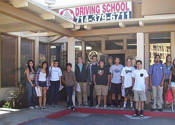Huntington Beach driving school AB Teen Driving Academy