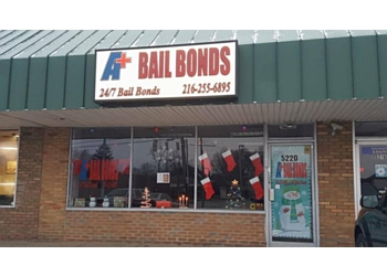 Cleveland bail bond A+ Bail Bonds