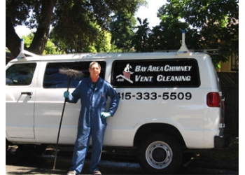 San Francisco chimney sweep A Bay Area Chimney