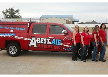 Tulsa hvac service A Best Air & Heat Inc.