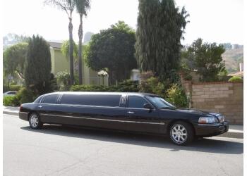 Santa Ana limo service A Best Limousine