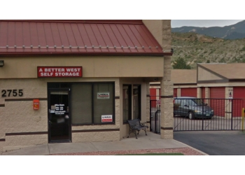 Colorado Springs storage unit A Better Self Storage