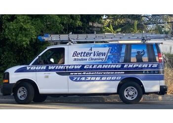 Huntington Beach window cleaner A Better View Window Cleaning