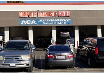 Long Beach car repair shop ACA automotive
