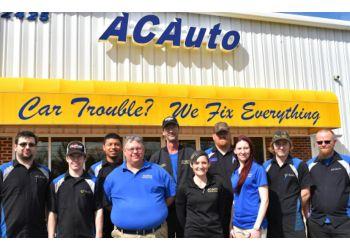 Winston Salem car repair shop AC Auto Service Center