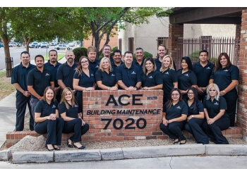 Glendale commercial cleaning service ACE Building Maintenance