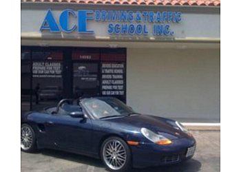 Rancho Cucamonga driving school ACE Driving & Traffic School, Inc.