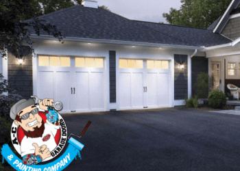 Palmdale garage door repair AC Garage Doors & Painting Company