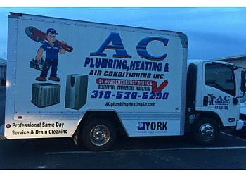 Torrance hvac service AC Plumbing, Heating & Air Conditioning Inc.