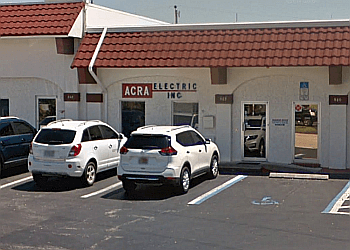 Cape Coral electrician ACRA Electric, Inc.