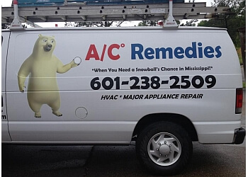Jackson hvac service AC Remedies