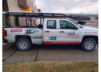 Omaha garage door repair ACS Door Services of Omaha