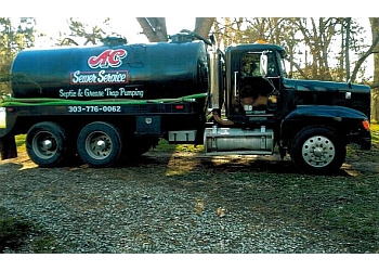 Boulder septic tank service A C Sewer Services