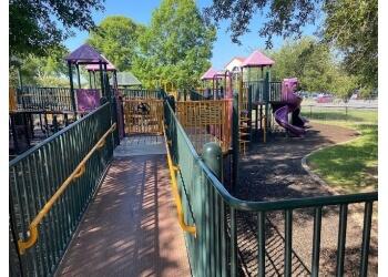 Shreveport public park A C Steere Park
