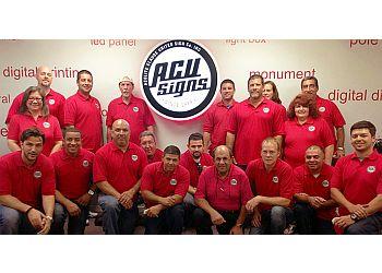 Hialeah sign company ACU Signs