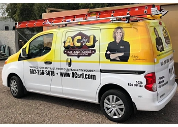Scottsdale hvac service AC by J
