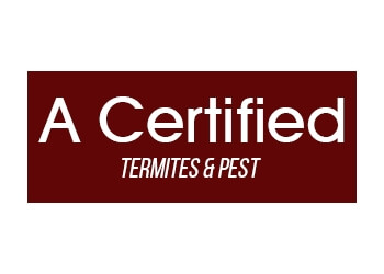 Pasadena pest control company A Certified Termite & Pest