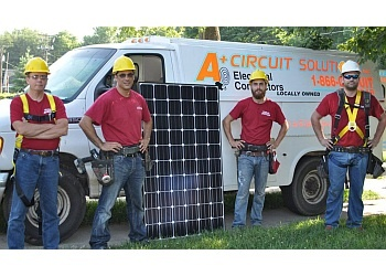 Springfield electrician A+ Circuit Solutions, Inc.