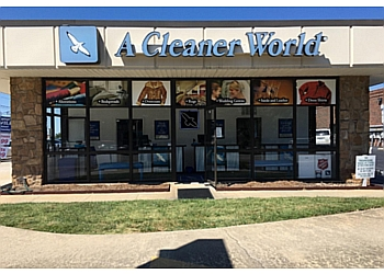 Greensboro dry cleaner A Cleaner World